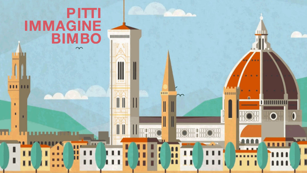 LUPACO goes Pitti Imagine Bimbo