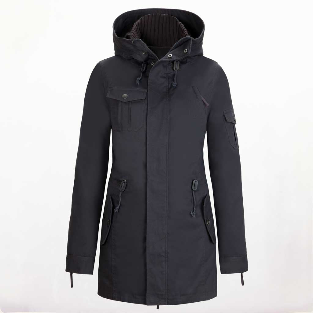 "huge discount 0242f 0f3db Ladies Parka ""Two-in-One"""