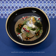 Load image into Gallery viewer, Serenity V - 120mm Miniature Koi Pond