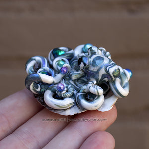 ABALONE - Shelltopus - Octopus Sculpture