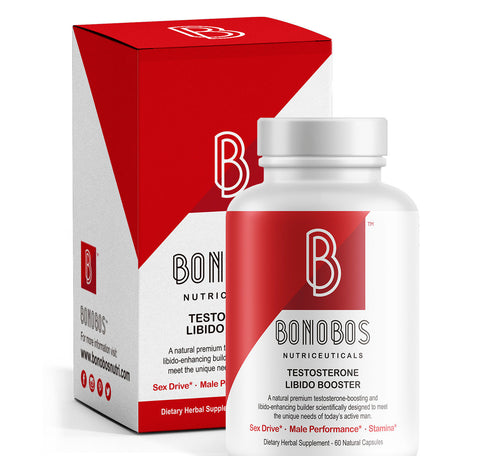 Bonobos Testosterone Libido Booster For Men