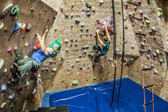 The Core Whistler Gym indoor climbing training