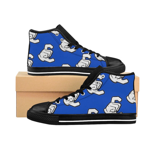 Blue Allover C Chuccs