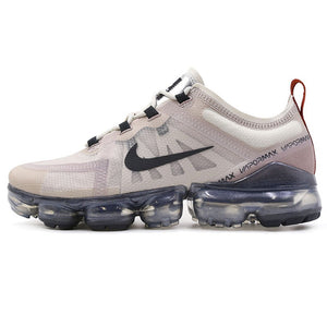 164a1dae469 Original Authentic NIKE Air VaporMax 2019 Mens Running Shoes Breathable  Support Sports Sneakers New Arrival AR6631-002 AR6631-200