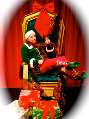Tim Davidson as Crumpet the Elf