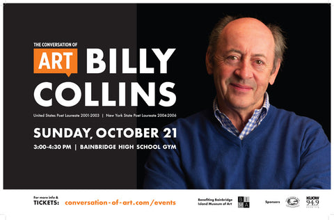 Billy Collins Joins the Conversation at BHS