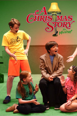 "Intro to Musical Theatre: ""A Christmas Story"""