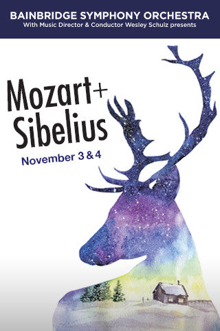 Mozart and Sibelius
