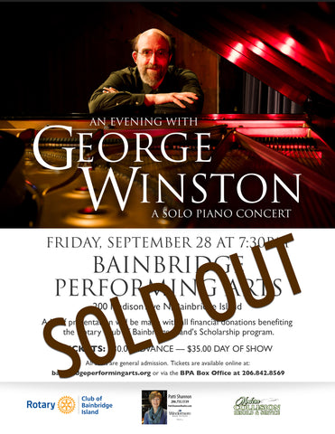 An Evening with George Winston