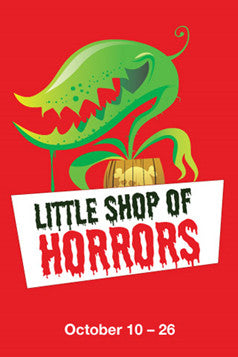 AUDITIONS for LITTLE SHOP OF HORRORS