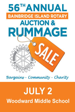 56th Annual Rotary Auction & Rummage Sale