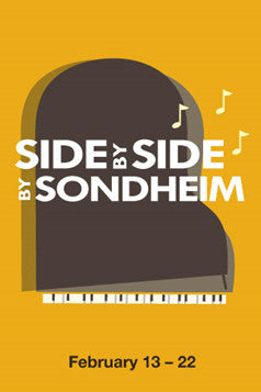 AUDITIONS for SIDE BY SIDE BY SONDHEIM