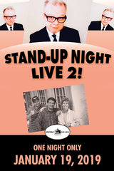 STAND UP NIGHT LIVE 2!