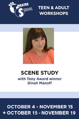 Scene Study with Dinah Manoff