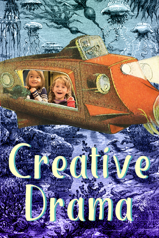 Creative Drama: 20,000 Leagues Under the Sea