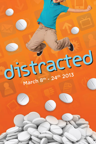 Combined Winter AUDITIONS December 10 & 11: Distracted