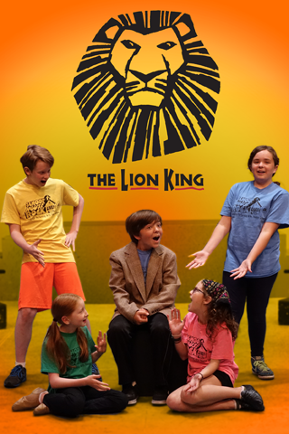 Intro to Musical Theatre: The Lion King