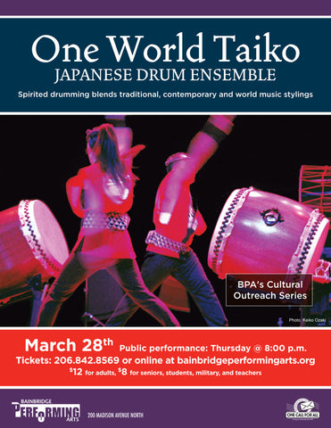 One World Taiko