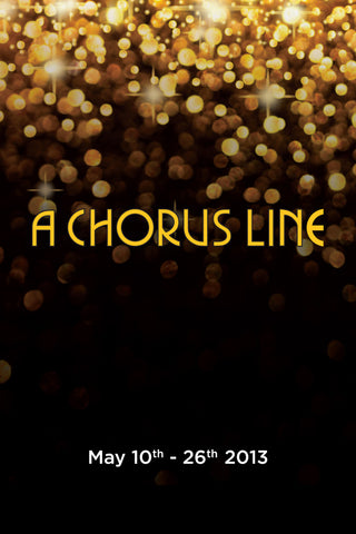 January AUDITIONS for A CHORUS LINE