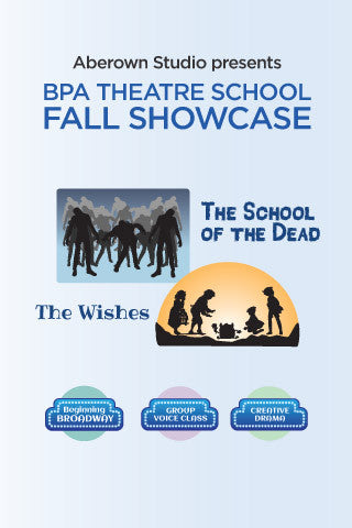 THEATRE SCHOOL FALL SHOWCASE 2013
