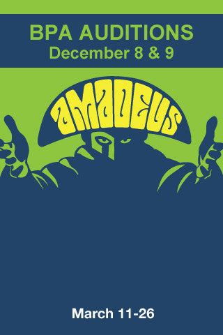 AUDITIONS for AMADEUS
