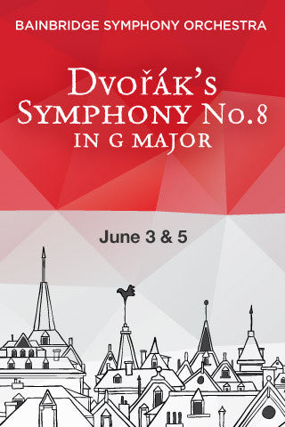 Dvořák's Symphony No. 8 in G major