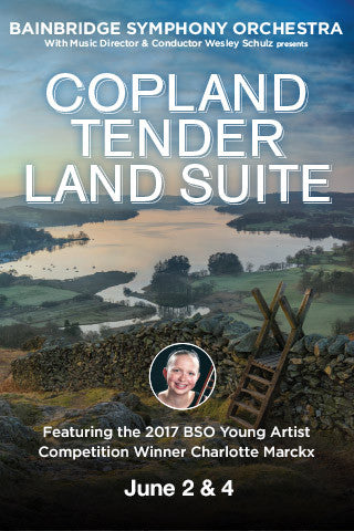 Copland Tender Land Suite