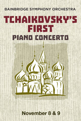 TCHAIKOVSKY'S FIRST PIANO CONCERTO