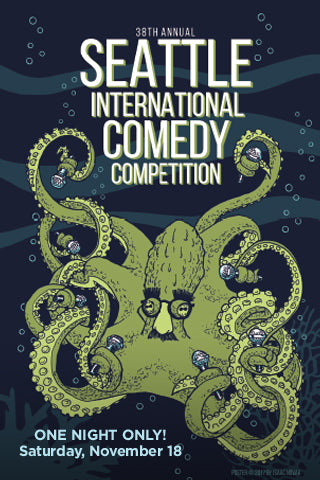 38th Annual Seattle International Comedy Competition