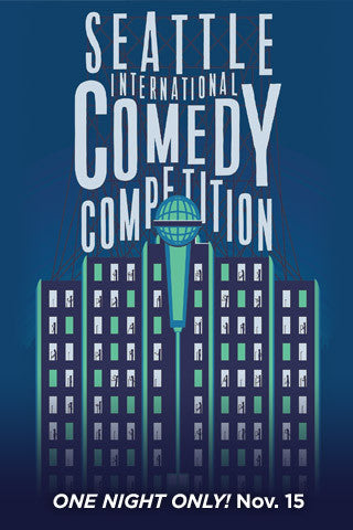 35th Annual Seattle International Comedy Competition