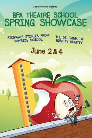 THEATRE SCHOOL SPRING SHOWCASE 2015