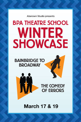 THEATRE SCHOOL WINTER SHOWCASE 2015