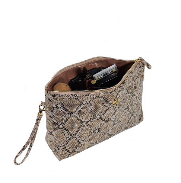 NEW Getaway Litt Makeup Case - Python