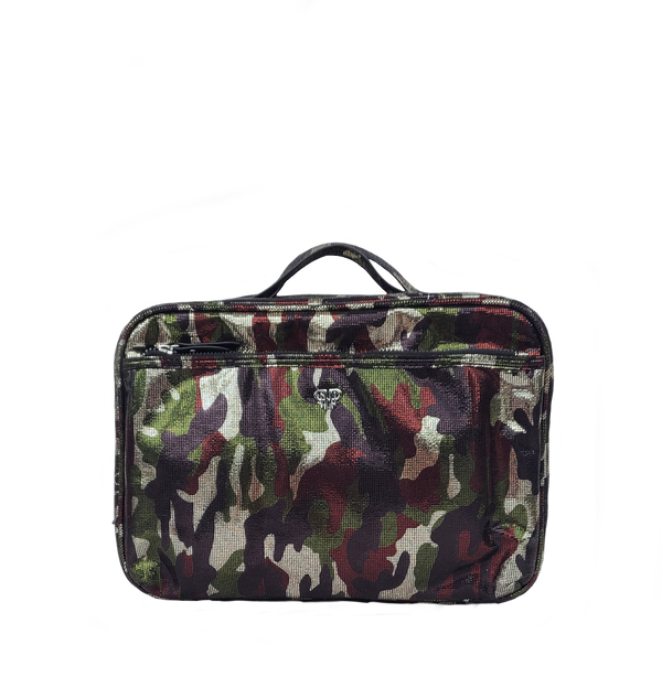 NEW Getaway Liea Toiletry Case - Camo