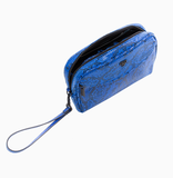 Clutch Makeup Case - Blue Allure