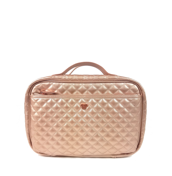 NEW Getaway Liea Toiletry Case - Copper Quilted