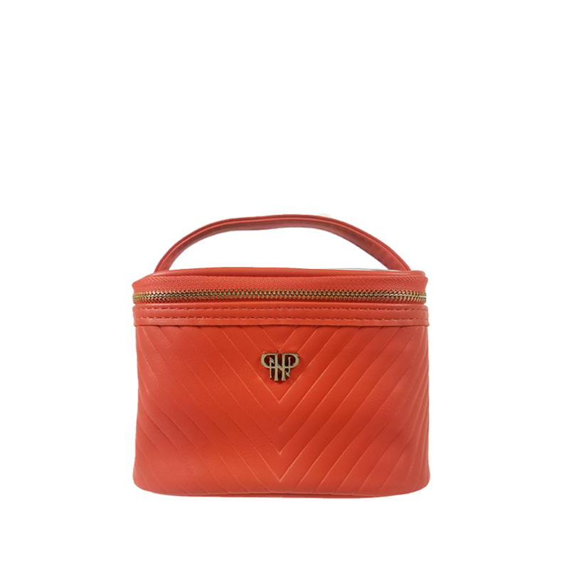 New Getaway Jewelry Case - Orange