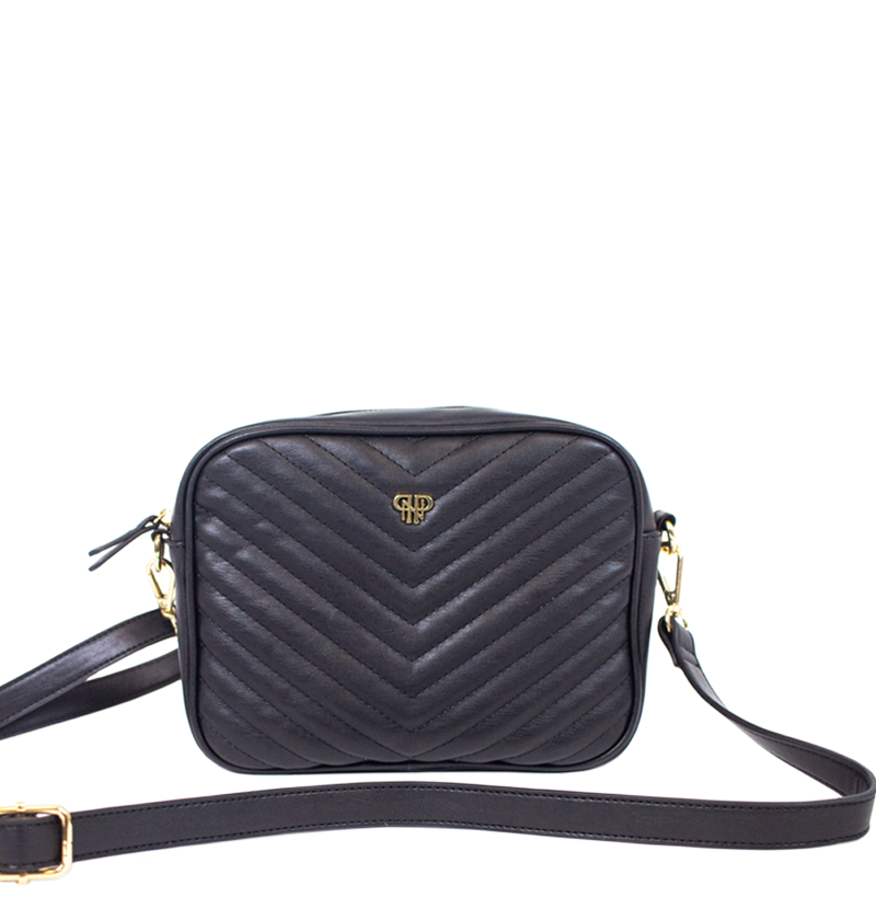 Litt Crossbody Bag - Dual Black