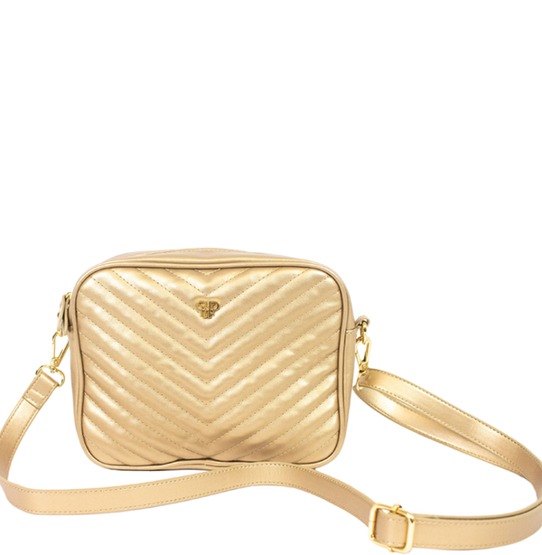 Litt Crossbody Bag - Dual Gold