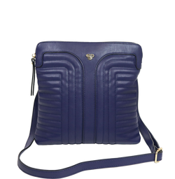 Litt Crossbody Bag - Quilted Navy