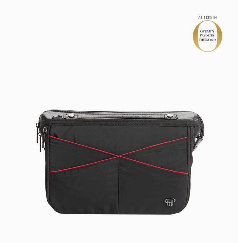 LittBag - Black/Red