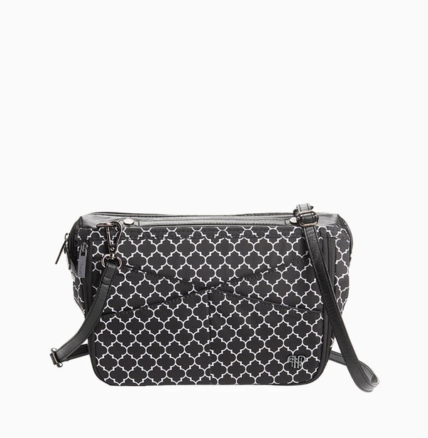 LittBag Crossbody Strap - Black