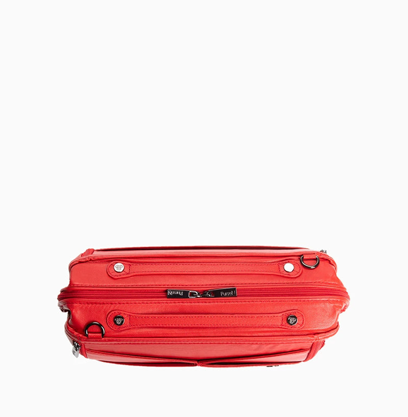 LittBag Organizer - Red/Stripe