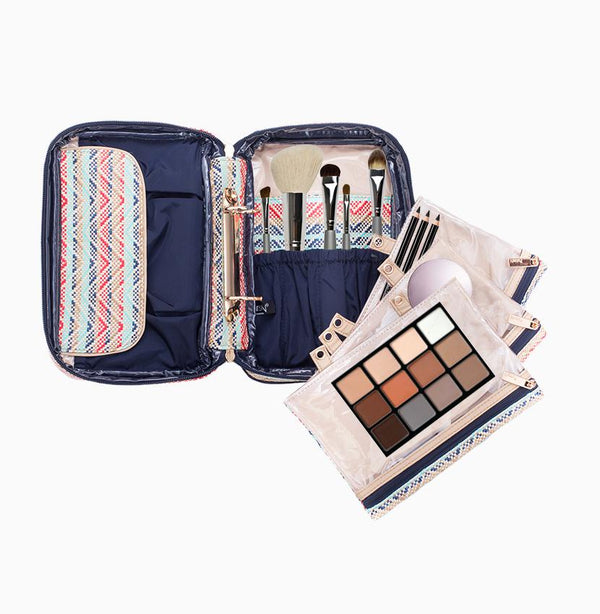 Lexi Travel Organizer - Sunset Tides