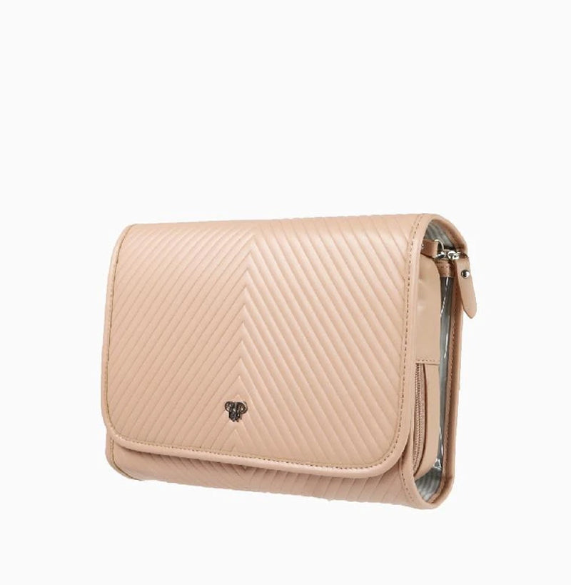 Getaway Toiletry Case - Pale Pink
