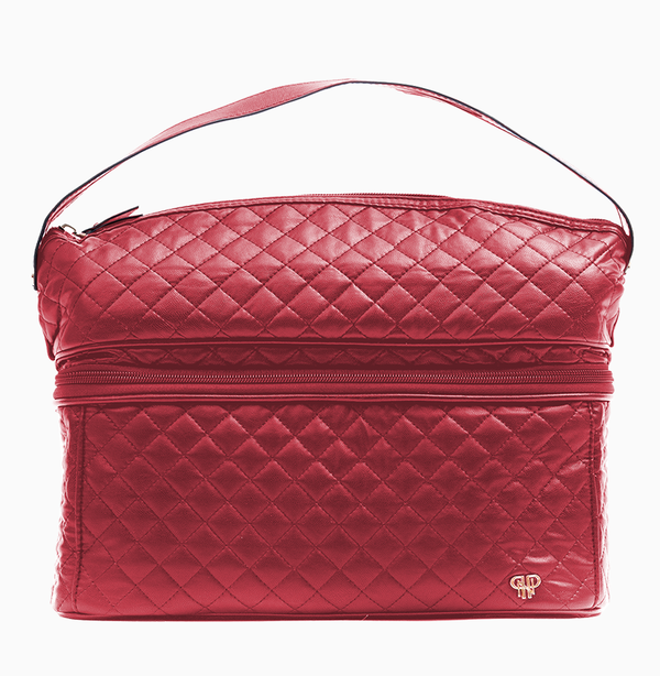 Stylist Bag - Red Timeless Quilted