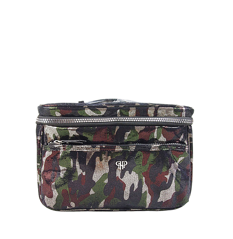 NEW Getaway Classic Train Case - Camo