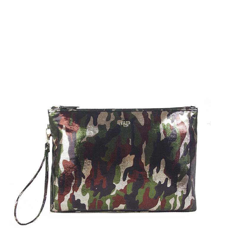 NEW Getaway Litt Makeup Case - Camo