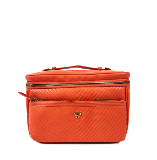 NEW Getaway Classic Train Case - Orange