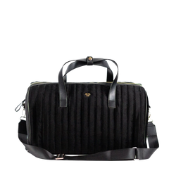 Getaway Gym Bag - Velvet Black